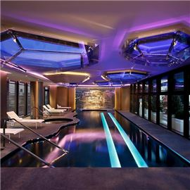 Indoor pool - Shiseido Spa Milan