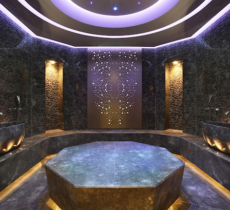 Salt Room Spa Shiseido Milan