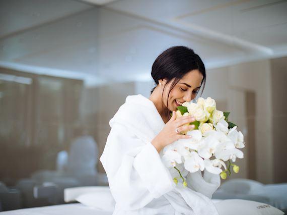 Bride spa