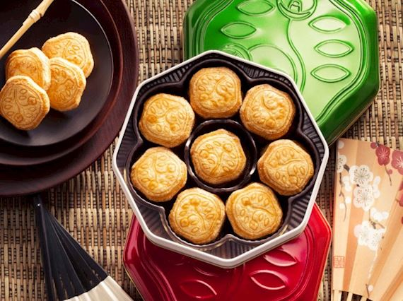 Shiseido Biscuits